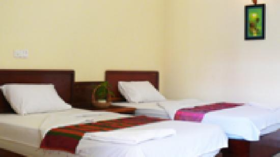 Ghech Summit Hotel : Bed room