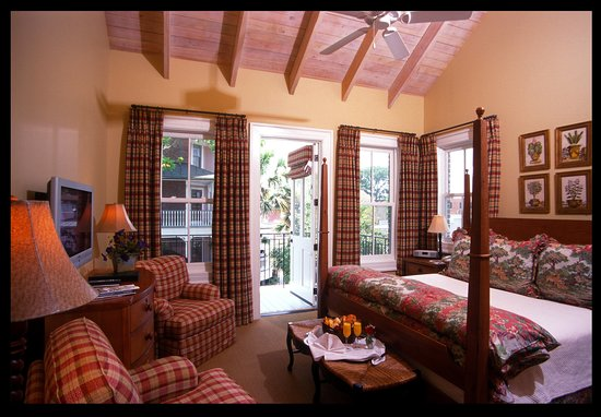 ‪بيوفروت إن: Garden Cottage Suite‬