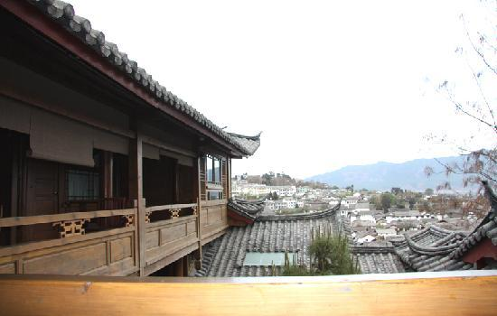 Zen Garden Hotel (Lion Mountain Yard): one more lovely view