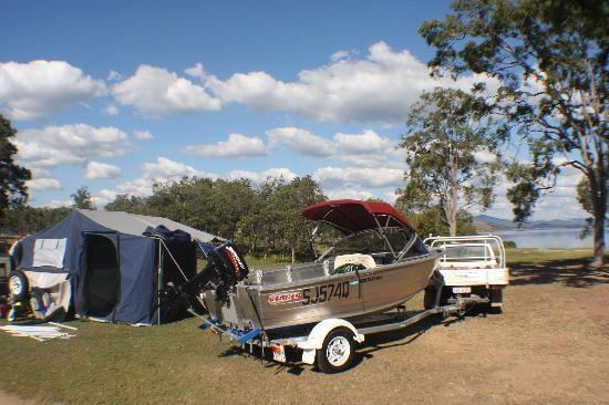 Lake Somerset Holiday Park