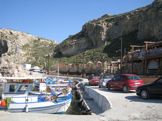 Stegna, Grækenland: vue de la rue