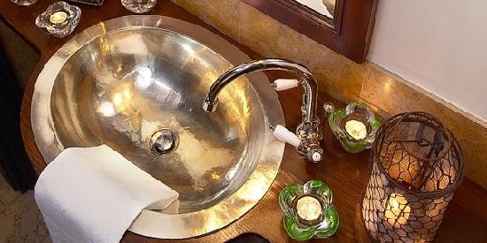 Novecento Boutique Hotel : bathroom