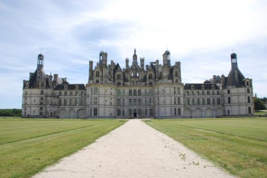 Шамбор, Франция: Chateau de Chambord