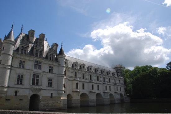 Chenonceaux, Francja: Chateau de Chenonceau