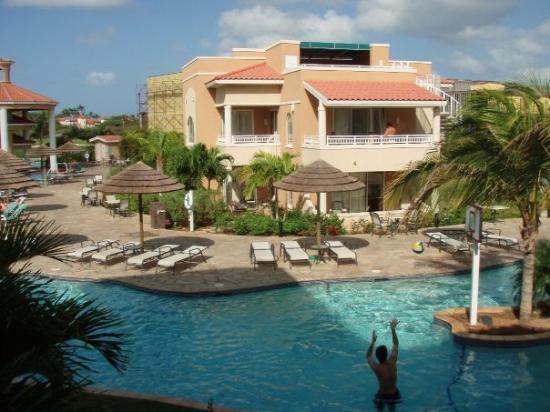 Divi Village Golf and Beach Resort: Where we stayed