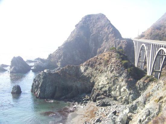 Bixby Bridge Foto