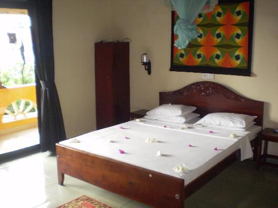 Typical room at Janus paradise Rest