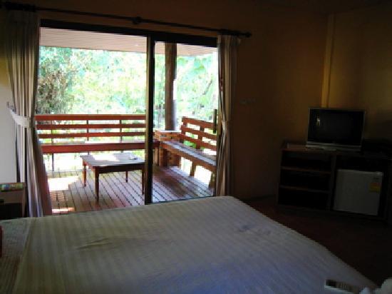 Sunda Resort: Chambre