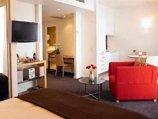 Adina Apartment Hotel Copenhagen: Studio Apartment