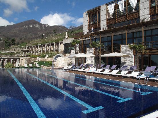 Lefay Resort & Spa Lago di Garda: Hotelansicht