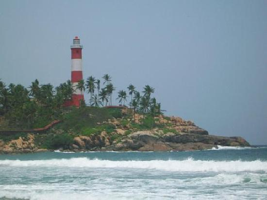 Lighthouse Beach: Kovalam