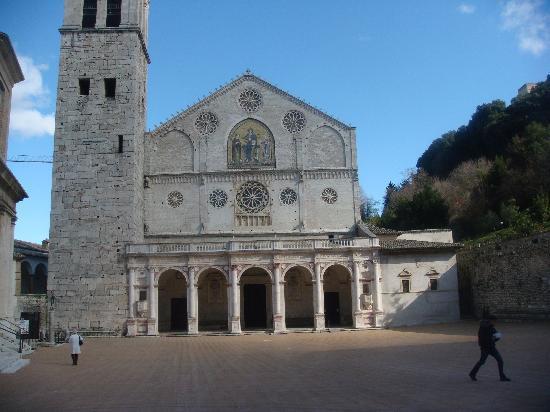 20090214 Duomo Spoleto
