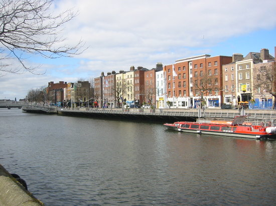 Dublin, Irlande : Quay
