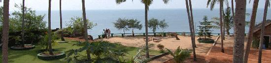 Varkala SeaShore Beach Resort: the most relaxing place in Kerela