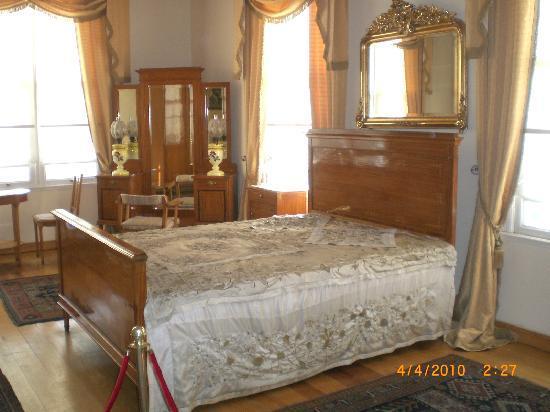 Ataturk Museum: Bedroom of Atatürk