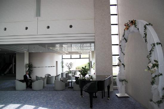 Hotel Kosho: 一階のロビーです