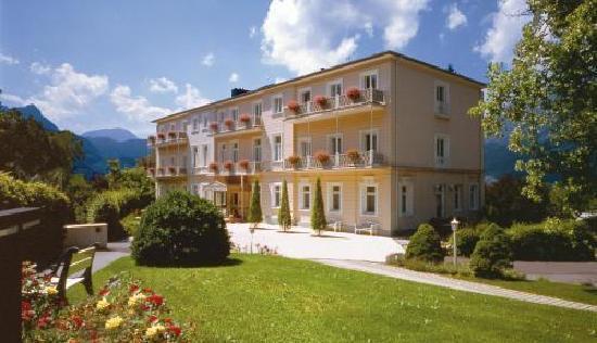 Kurhotel Alpina: Unser Kurhotel in Bad Reichenhall