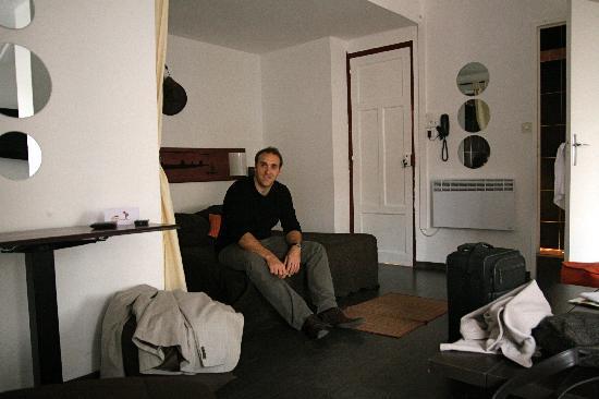 Celenya Hotel : large room