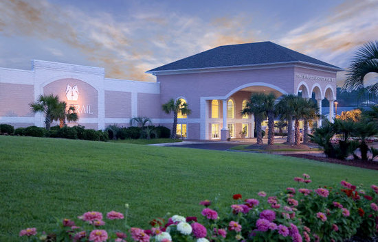 Sea Trail Golf Resort & Conference Center: Sunset Beach, NC Hotel