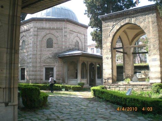 Muradiye Complex: Tombs