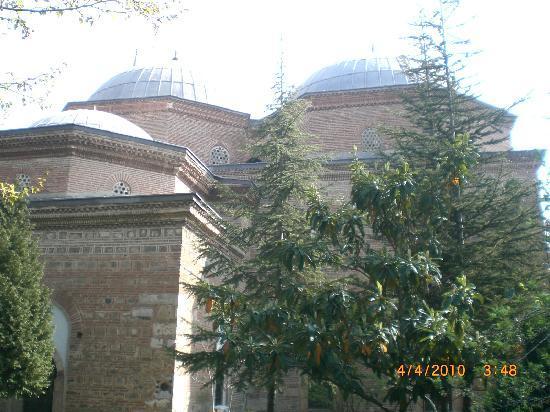 Muradiye Complex: A View