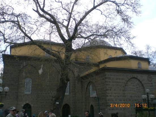 Orhan Gazi Mosque (Orhan Camii)