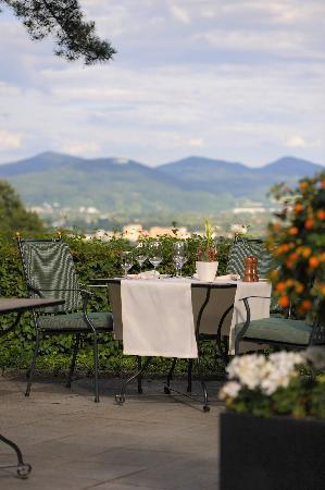 Dorint Hotel Venusberg Bonn : Ausblick