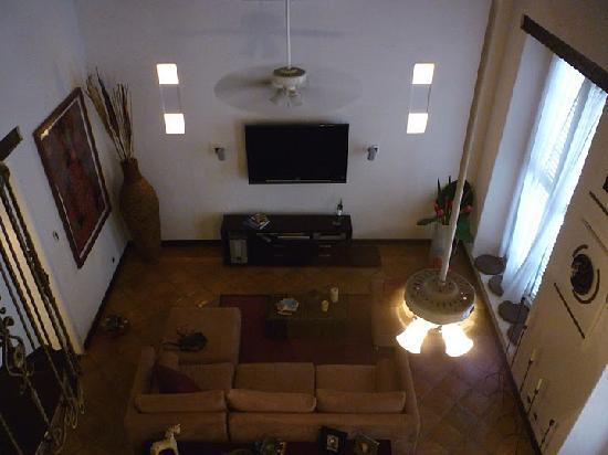 Casa Santa Ana: Suite Nivana - Wohnzimmer