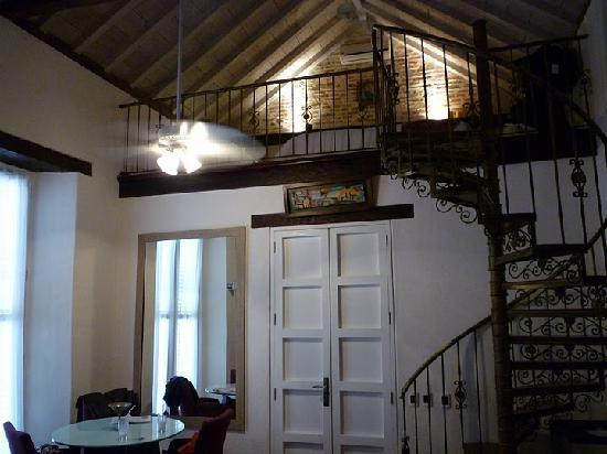 Casa Santa Ana : Suite Nivana - Gallerie