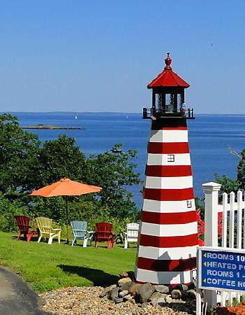Rockport, ME: Our light house