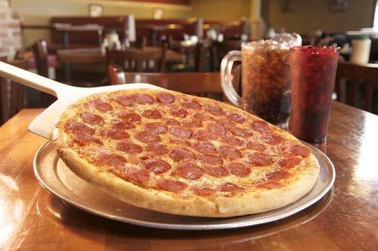 Giuseppi's Pizza & Pasta : Delicious pizza