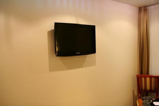 Marburger Hof: Flatscreen TV