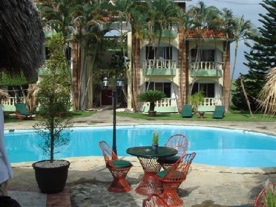 Hotel Voramar Sosua: Pool and rooms