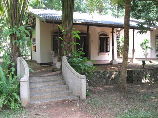 Ging Oya Lodge: bungalow