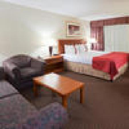 Holiday Inn Fond Du Lac: King room with sofa sleeper