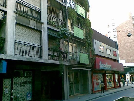 Casa Calma Hotel: La façade