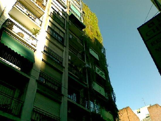 Casa Calma Hotel: La façade II