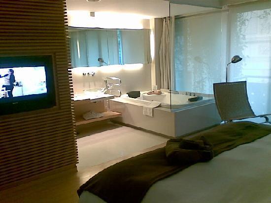 Casa Calma Hotel : Le jacuzzi
