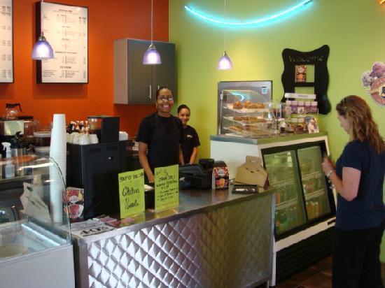 Darien Outlet Center: Java Joe's Bistro