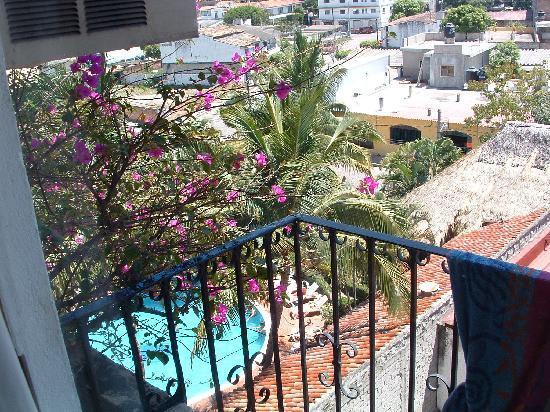 Hotel Suites Del Sol : balcony wiew
