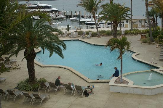 Sanibel Harbour Marriott Resort & Spa: 2nd Pool