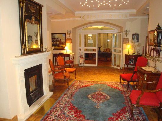 Hotel Kosciuszko: l'ingresso
