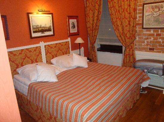 Hotel Kosciuszko: il nostro letto