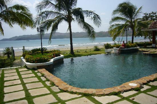 Playa Venao, Panamá: great pool