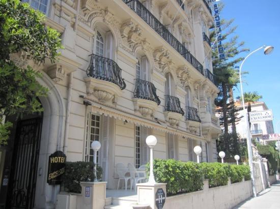 Nice Excelsior Hôtel : Our hotel.