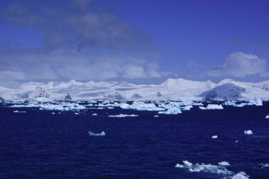 Elephant Island: A Knob of Ice