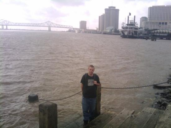 Bilde fra Mississippi River