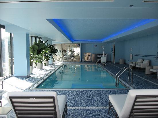 Kimpton Hotel Palomar Chicago: Pool