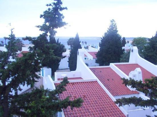 Sagres, Portugal: Views from our apartment in Portugal