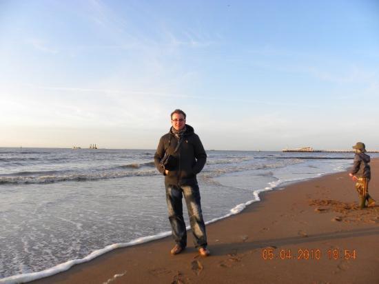 Oostende (Belgia) - Marea Nordului